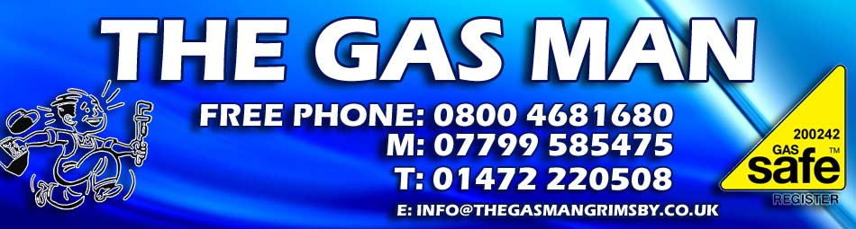 THE GAS MAN GRIMSBY NORTH EAST LINCOLNSHIRE